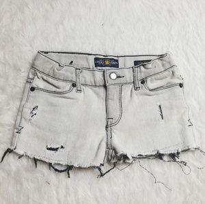 Lucky jean shorts cutoffs 5